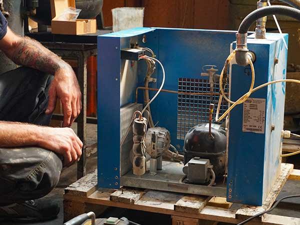 Air-compressor-maintenance